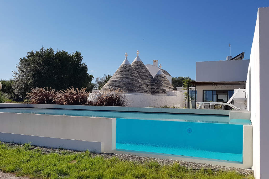 Trulli Resolana, Privacy and Relax